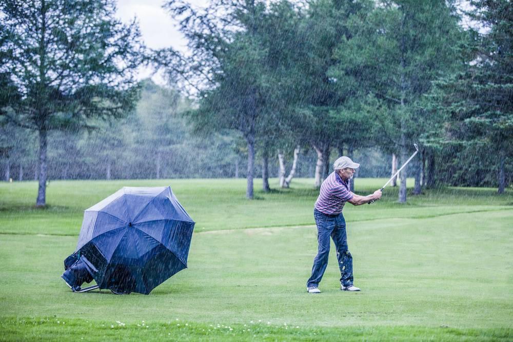 Spring Golf Etiquette