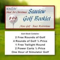 Golf Booklet